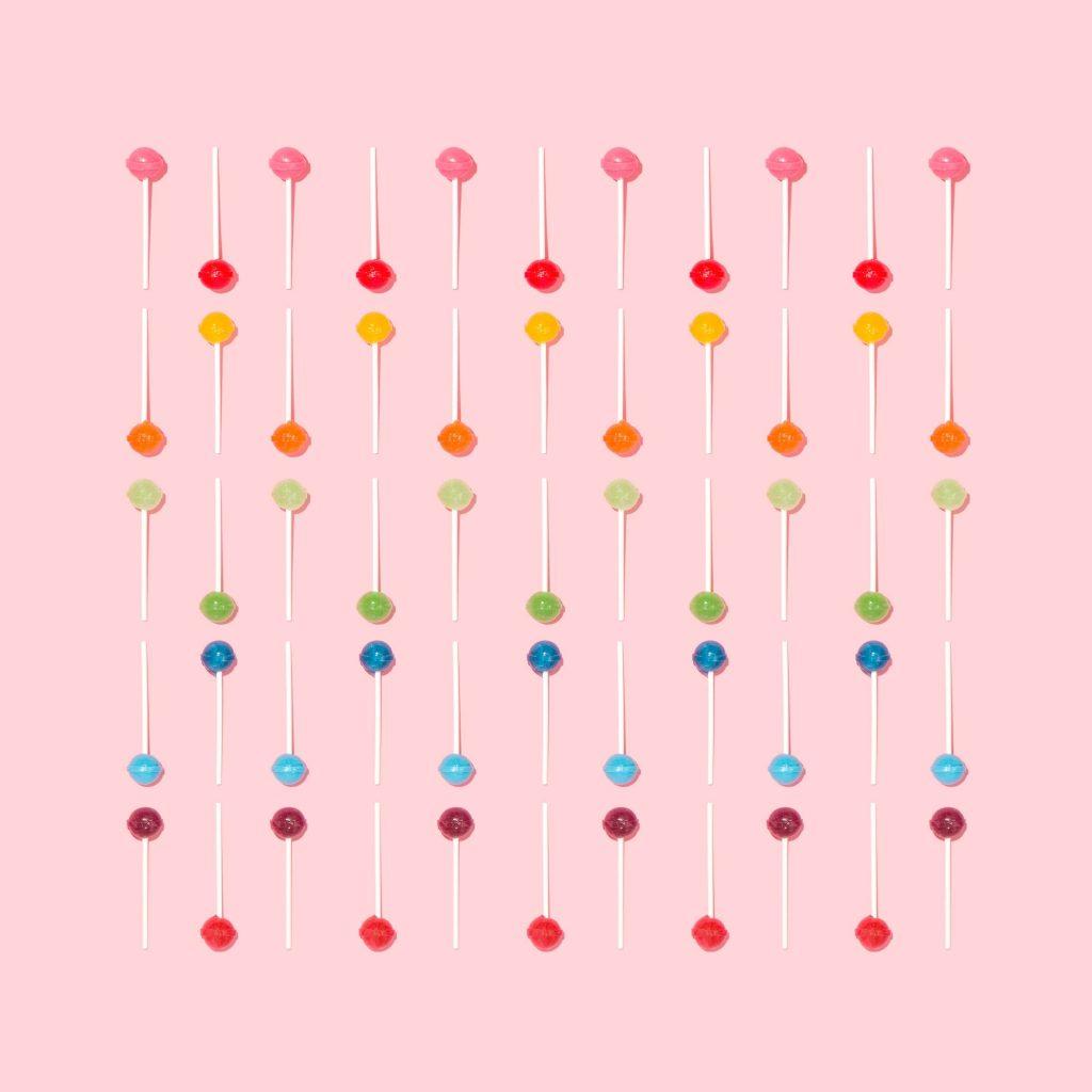 Sweet representation of design communities